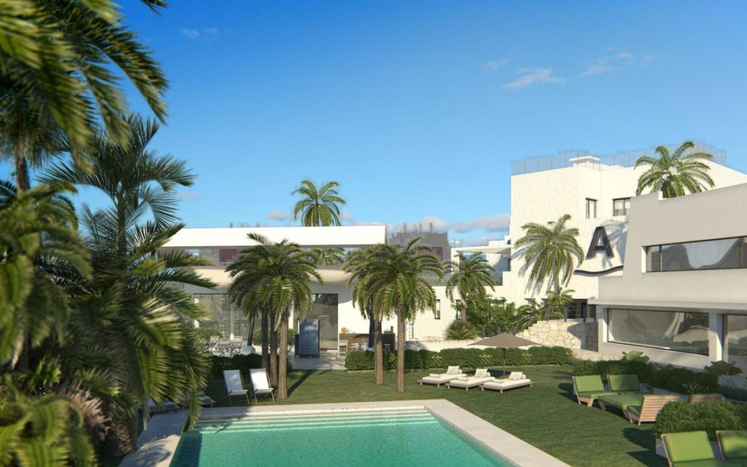 Casa Banderas – New Development La Cala de Mijas – Seaview Apartments from €249,000