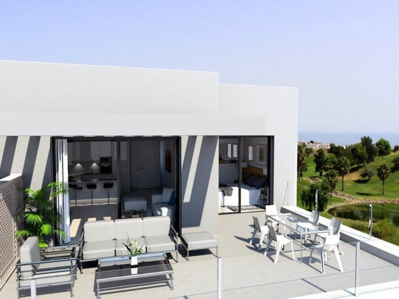 Penthouses for Sale in Cerros de Aguila