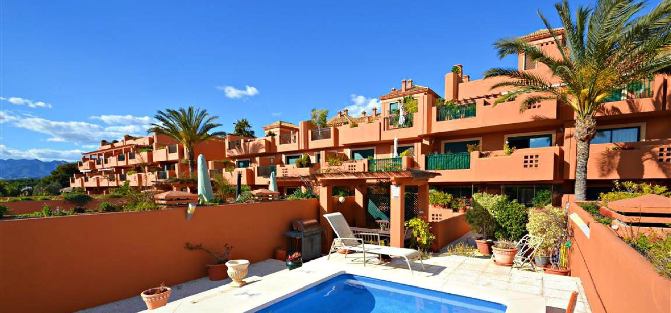 Apartments for sale in Cabopino
