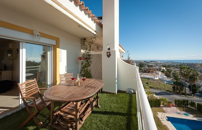 Penthouses for sale in campo mijas