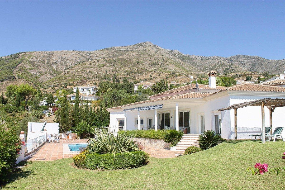 Villas for Sale in Campo Mijas