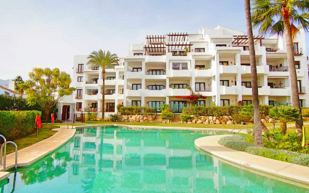 Top Floor Apartment Mijas Golf