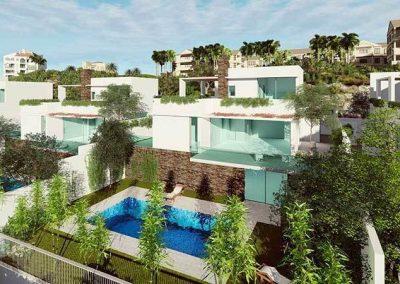 4 bedroom detaches Villa for sale in la cala de mijas (11)