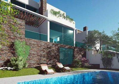 4 bedroom detaches Villa for sale in la cala de mijas (13)