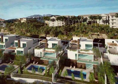 4 bedroom detaches Villa for sale in la cala de mijas (4)