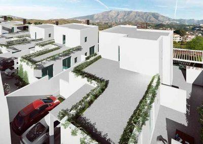 4 bedroom detaches Villa for sale in la cala de mijas (5)
