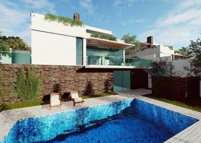 4 bedroom detaches Villa for sale in la cala de mijas (8)