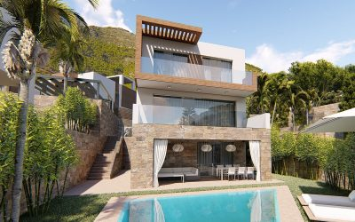Luxury Villa Development for Sale in Mijas Pueblo