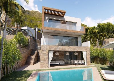 Luxury villa for sale in Mijas Pueblo
