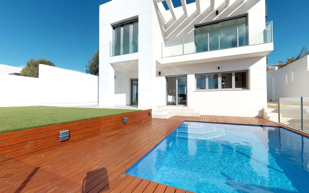 Reduced Price – Modern Villa for Sale in Fuengirola