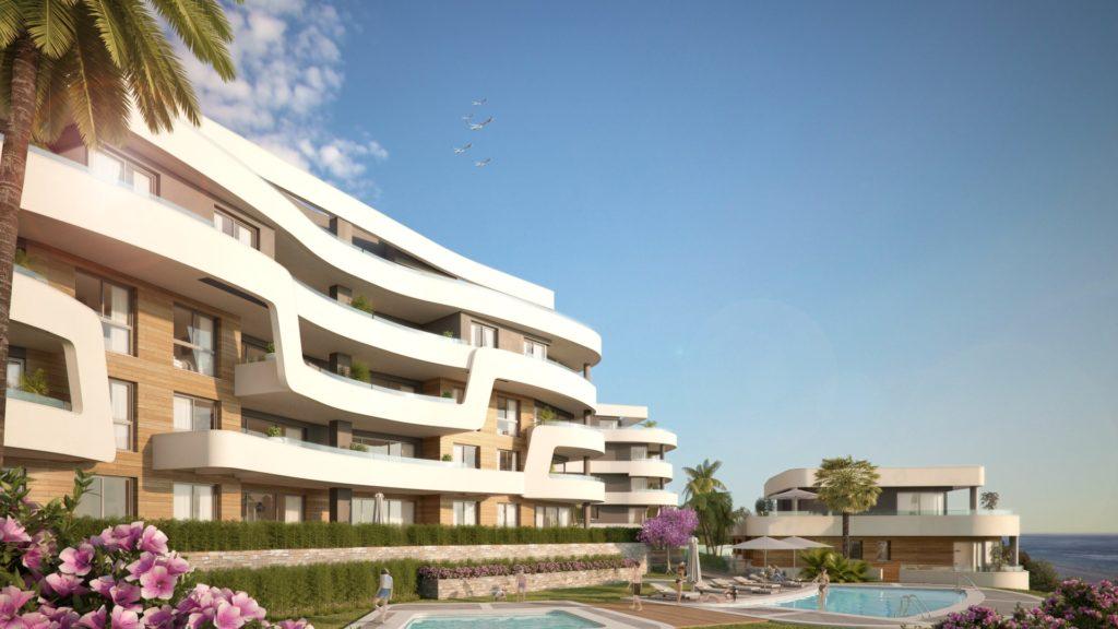 New developments for sale in mijas costa